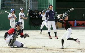 全国への道伝授 天皇杯Vの大銀野球部 蒲江で教室