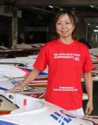 ボートレーサー5選手、下関海響フルマラソンに挑戦