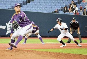 ヤマハ8強進出 社会人野球日本選手権
