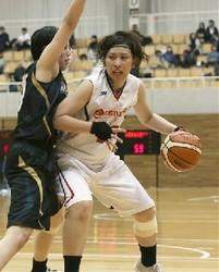 全日本社会人バスケ 鶴屋が11年ぶり2度目のV