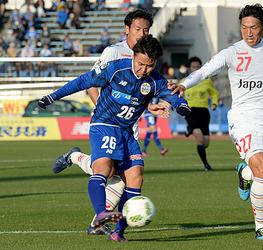 J2山形18歳永藤、モンテ救う 長崎に1―0