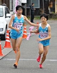 新潟県女子駅伝、柏崎Aが大会新初V 3区から独走