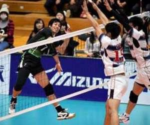 JT初勝利、FC東京に3―0 バレー・プレミアL