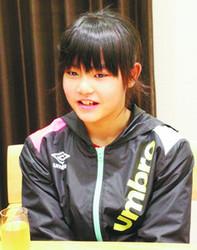 全日本小学生女子相撲準V 八嶋さん、氷見市長に報告