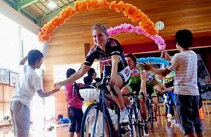 12日から自転車ツール・ド・おきなわ 4741人エントリー