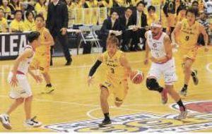 バスケB1仙台、堅守でリズム 攻撃力向上を