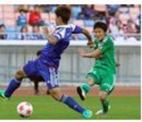 J1新潟、横浜Mに0-1競り負け 天皇杯サッカー4回戦