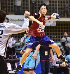 琉球勝利、トヨタ紡織九州に31―27 ハンド日本リーグ