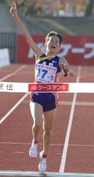 長野、7年ぶりV 東日本女子駅伝