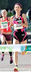 さいたま国際マラソン 那須川、日本人最高の5位