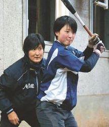 ソフトボール 須藤「東京五輪で恩返しを」