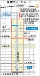 20日に日本ハムVパレード 大谷、中田ら約70人参加