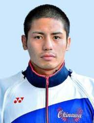 金城大明(ウエルター級)初優勝 全日本アマボクシング