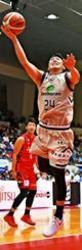 バスケBリーグ 琉球、名古屋に敗れる