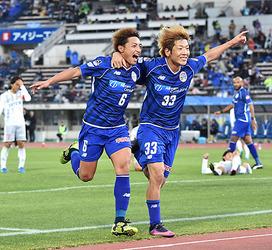 J2山形 今季最終戦で勝利 北九州に3-0