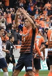 J3長野 最終節で3位