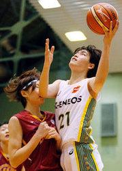 バスケットボール JX-ENEOS、無傷14連勝