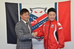 J2札幌 U-18のFW菅 来季トップチーム昇格