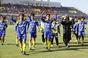 【速報】FC今治、JFL昇格決める 全国地域CL決勝R