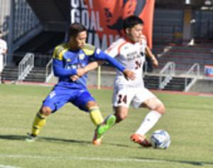 サッカー全国地域CL 三重敗れる、鈴鹿は三菱水島下す