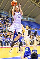 福島今季最多5連勝、青森に競り勝つ バスケBリーグ