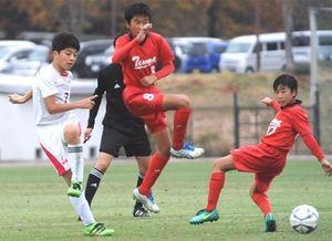 入江が初優勝 全日本少年サッカー静岡県大会