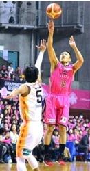 秋田、今季初の連勝 バスケB1