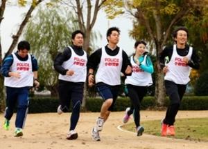 小野ハーフマラソン 「ランニングポリス」導入 兵庫県警小野署