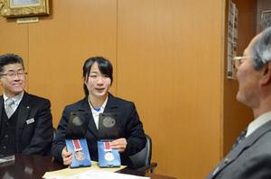 京都の中2女子、トータルで銅メダル 重量挙げアジアユース