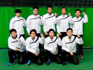 テニス団体日本リーグ開幕 伊予銀(愛媛)、3位以上目標