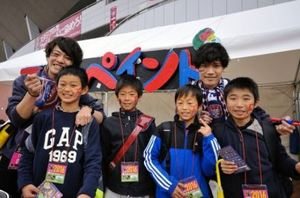 J2岡山 裏方の大学生がエール 昇格PO決勝