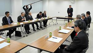 J2山形 新スタジアム整備へ新会社 1月めどに設立