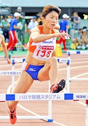 陸上・久保倉里美選手が現役引退 女子400障害・日本記録保持者