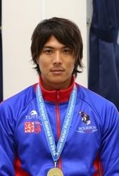 五輪水球・保田選手、引退へ 今後は芸能活動に専念