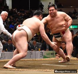 荒木関(鯵ケ沢一中出)3位 全日本相撲
