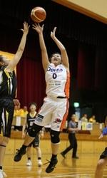 新潟2季ぶりの連勝飾る、山梨に78-75 バスケWリーグ