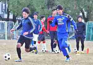 サッカー 高知大は法大と初戦 全日本大学選手権