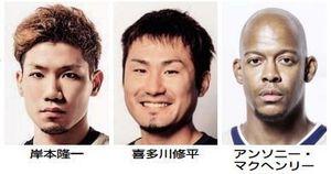 バスケBリーグ 琉球3選手出場 オールスター戦