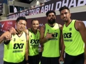 バスケ3人制 浜松、世界大会で準優勝