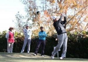 ゴルフ 山陽アマ後期王者はA組森さん、B組は東山さん