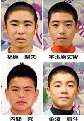 沖縄県勢4選手、日本勝利に貢献 野球U-12アジア選手権