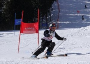 2月に新見でスキー・スノボ大会 実行委が出場者募る