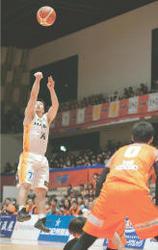 バスケB1仙台、今季最多88得点 連敗ストップの兆し