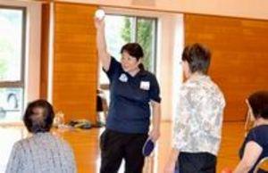 障害者スポーツ指導員減少 徳島県内15年度末120人