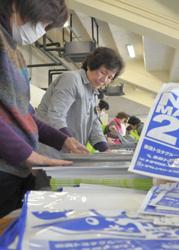 本番直前、準備大詰め 奈良マラソン11日開幕