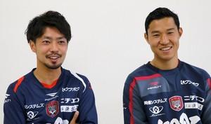 J2岡山 選手が振り返る2016(下)中林洋次、伊藤大介
