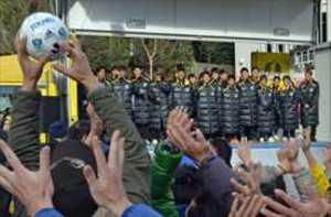 J3栃木 来季こそは昇格を ファン感謝会