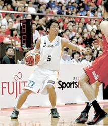 バスケBリーグ 仙台の柳川龍之介 先輩の情熱も引き継ぐ
