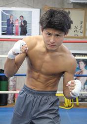23日にボクシング全日本新人王決定戦 木村(善通寺市出身)「勝つ自信ある」