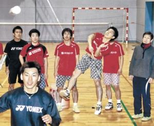 韓国から強力助っ人 バドS/Jリーグ、金沢学院ク